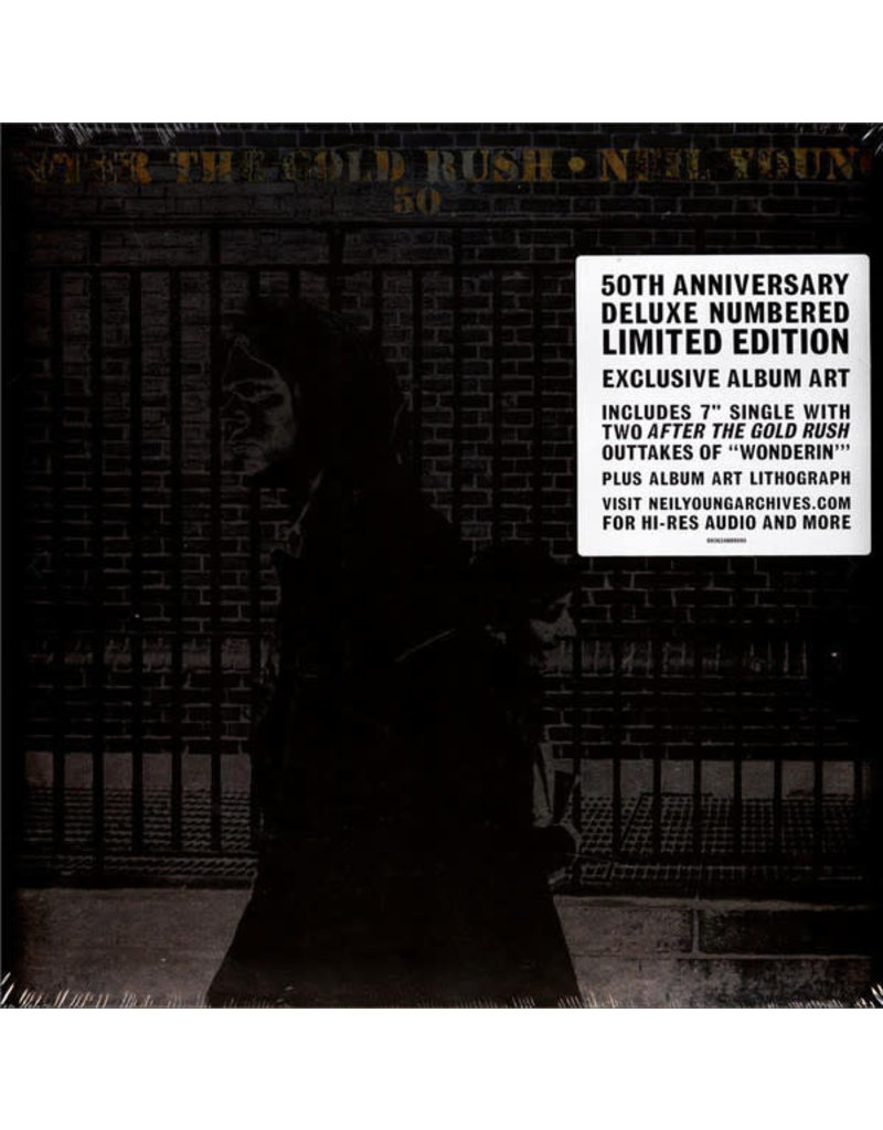 Neil Young - After The Gold Rush BOX SET (2021), Limited, Numbered, 50th Anniversary