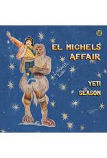 El Michaels Affair - Yeti Season LP (2021) [Indie Exclusive] (Clear Blue Vinyl )