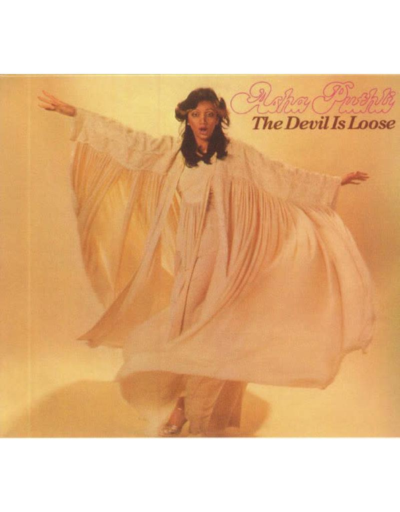 Asha Puthli - The Devil Is Loose LP (2021 Mr Bongo Reissue)