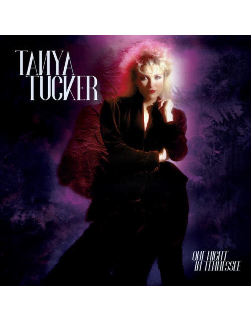 "Tanya Tucker - One Night in Tennessee 12"" (2021), Pink Vinyl"