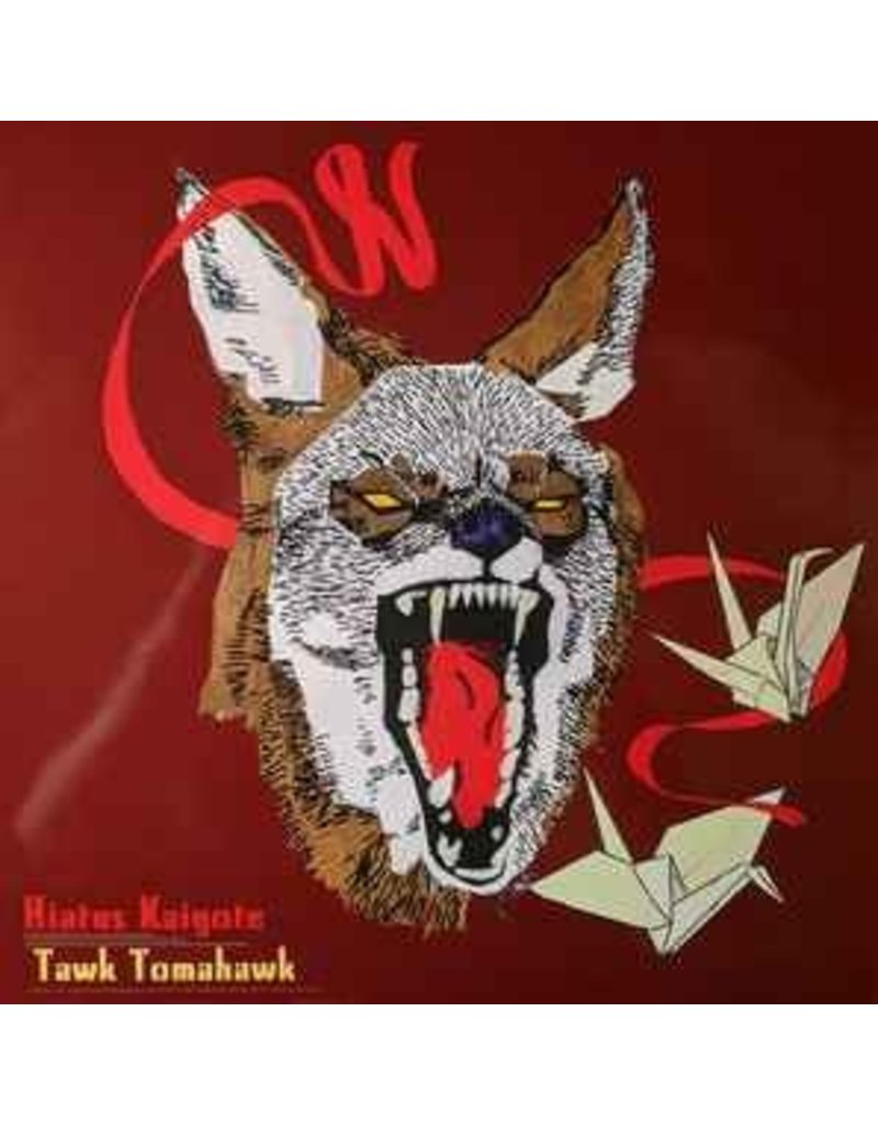 Hiatus Kaiyote ‎– Tawk Tomahawk LP (2021 Music On Vinyl Reissue), Numbered, Limited 150, 180g Yellow