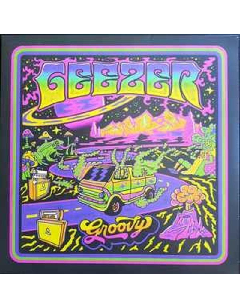 Geezer - Groovy (Limited Transparent Green Vinyl) LP (2020)