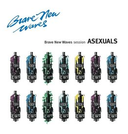 Asexuals - Brave New Waves Session LP (2017)