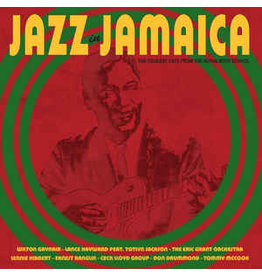 Various Artists - Jazz in Jamaica The Coolest Cats From The Alpha Boys School LP (2021)