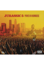 Jurassic 5 - Power In Numbers 2LP