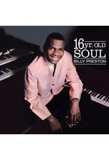 Billy Preston - 16 Yr Old Soul LP