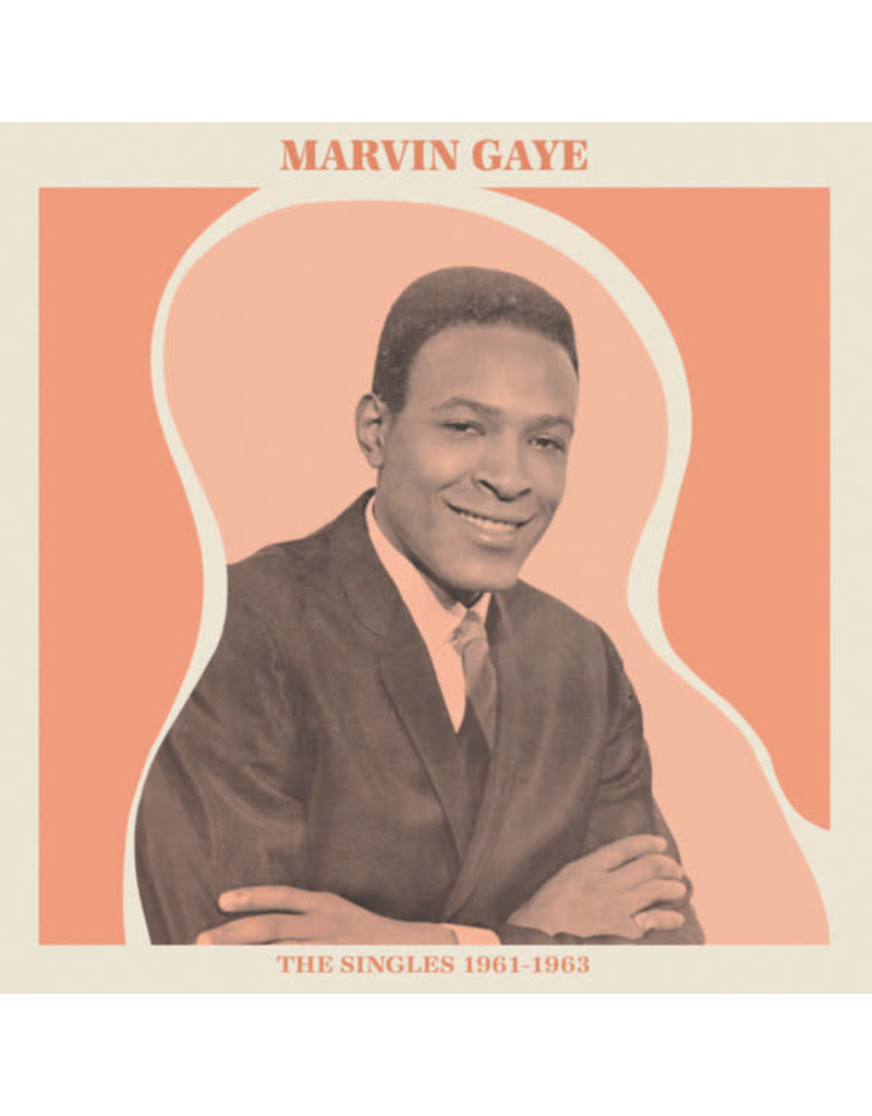 Marvin Gaye - Singles 1961-1963 LP (2021 Compilation)