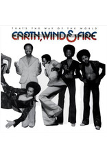 Earth, Wind & Fire - That's The Way Of The World LP (Music On Vinyl 2021 Reissue, 180g)