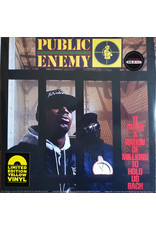 Public Enemy - It Takes A Nation Of Millions To Hold Us Back LP, Limited Yellow Vinyl