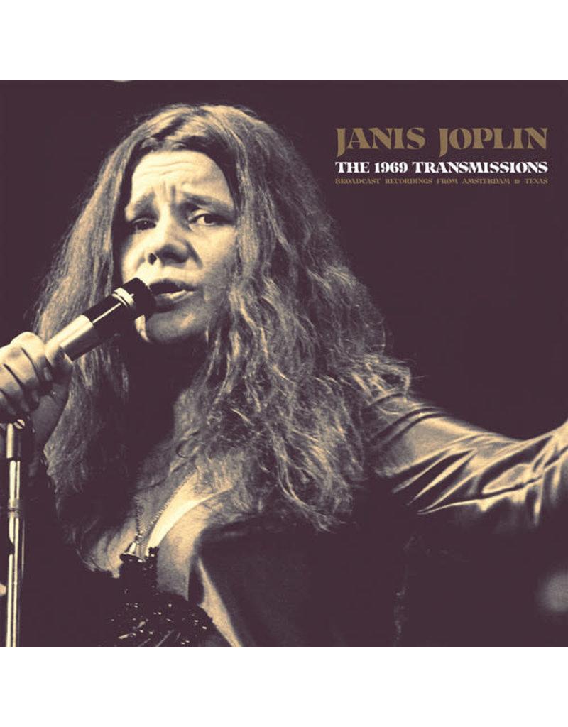 Janis Joplin - The 1969 Transmissions 2LP (2021)