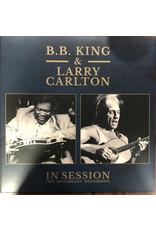 B.B. King, Larry Carlton - In Session: 1983 Broadcast Recording LP (2020)