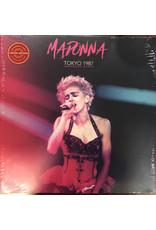Madonna - Tokyo 1987 (Japanese Broadcast Recording) 2LP (2020), Red Vinyl