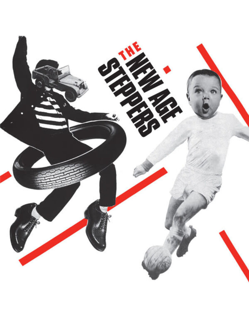 New Age Steppers - The New Age Steppers LP (2021 Reissue)