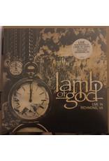 Lamb Of God - Live In Richmond, VA LP (2021), 150g Black Vinyl