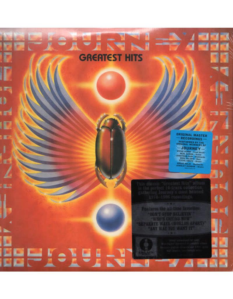 RK Journey - Greatest Hits 2LP (Compilation Reissue), 180g