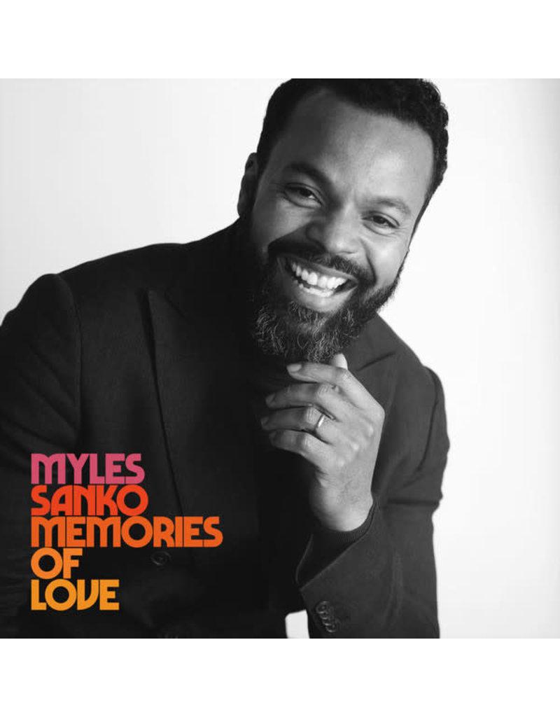Myles Sanko - Memories Of Love LP (2021)