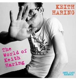 Keith Haring - The World Of Keith Haring (Influences + Connections) 3LP (2019 Compilation)