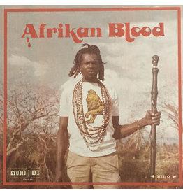V/A - Afrikan Blood LP (2020 Compilation)