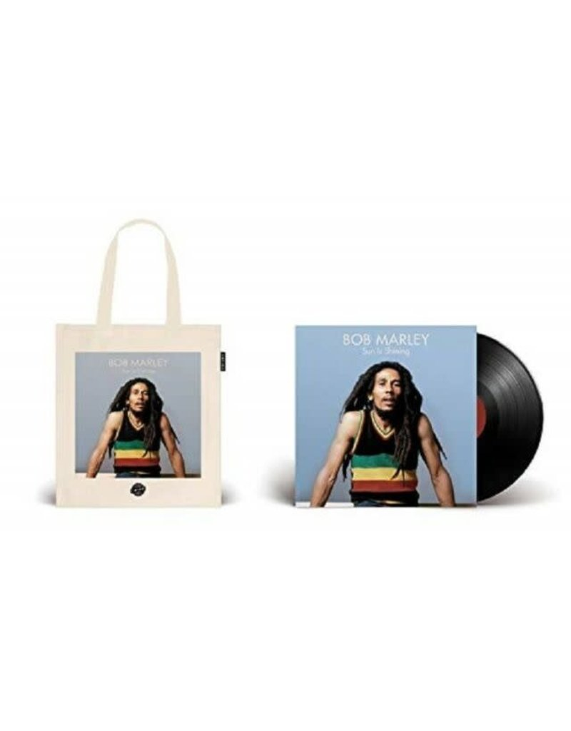 Bob Marley - Sun Is Shining LP + Tote Bag