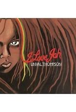 Linval Thompson - I LOVE JAH (2017 Reissue)