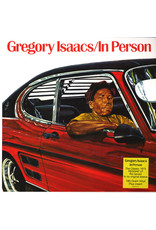 Gregory Isaacs - In Person LP (2013 Repress), 180g