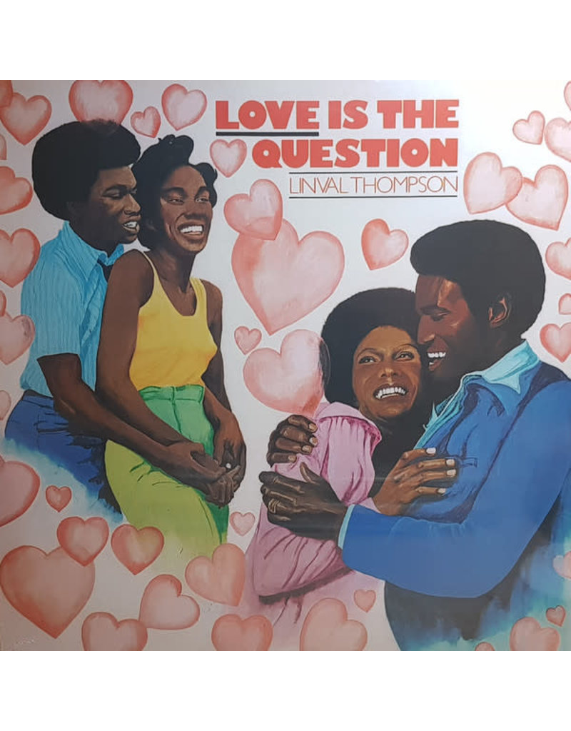 Linval Thompson - Love Is The Question LP (2019 Reissue)