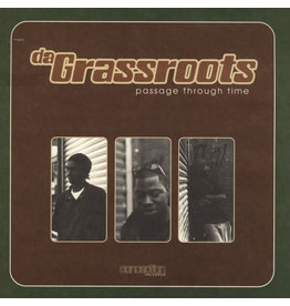 Da Grassroots - Passage Through Time 2LP (1999) RARE SEALED COPY
