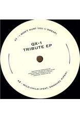 "QX-1 (Mike Dun) - Tribute EP 12"""