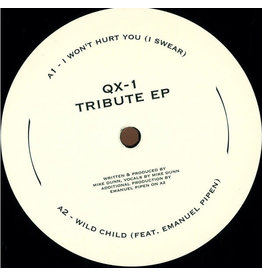 QX-1 (Mike Dun) - Tribute EP 12""
