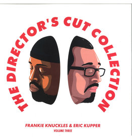 Frankie Knuckles, Eric Kupper - Directotr's Cut Collection Volume 3 2LP
