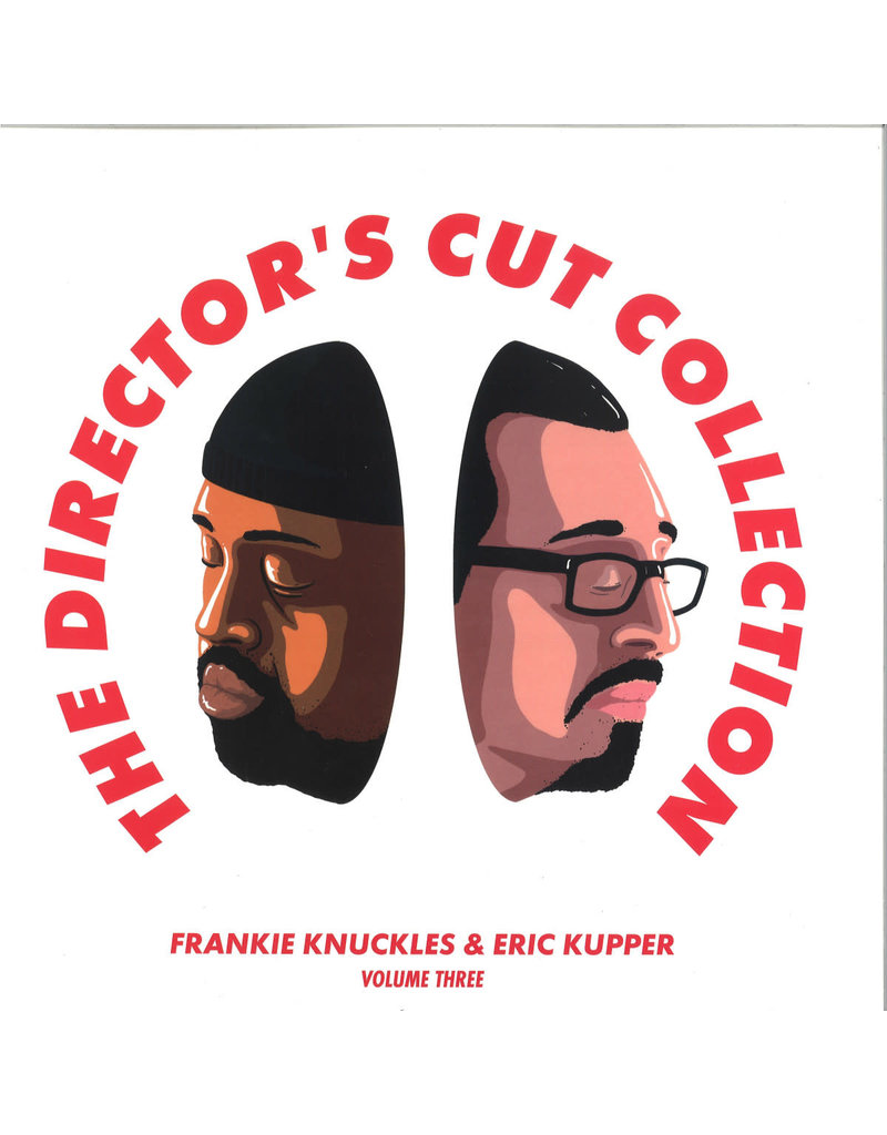 Frankie Knuckles, Eric Kupper - Directotr's Cut Collection Volume 3 2LP