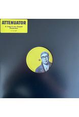 """Carl Craig & Moritz von Oswald - Attenuator 12"""" (2020)"""
