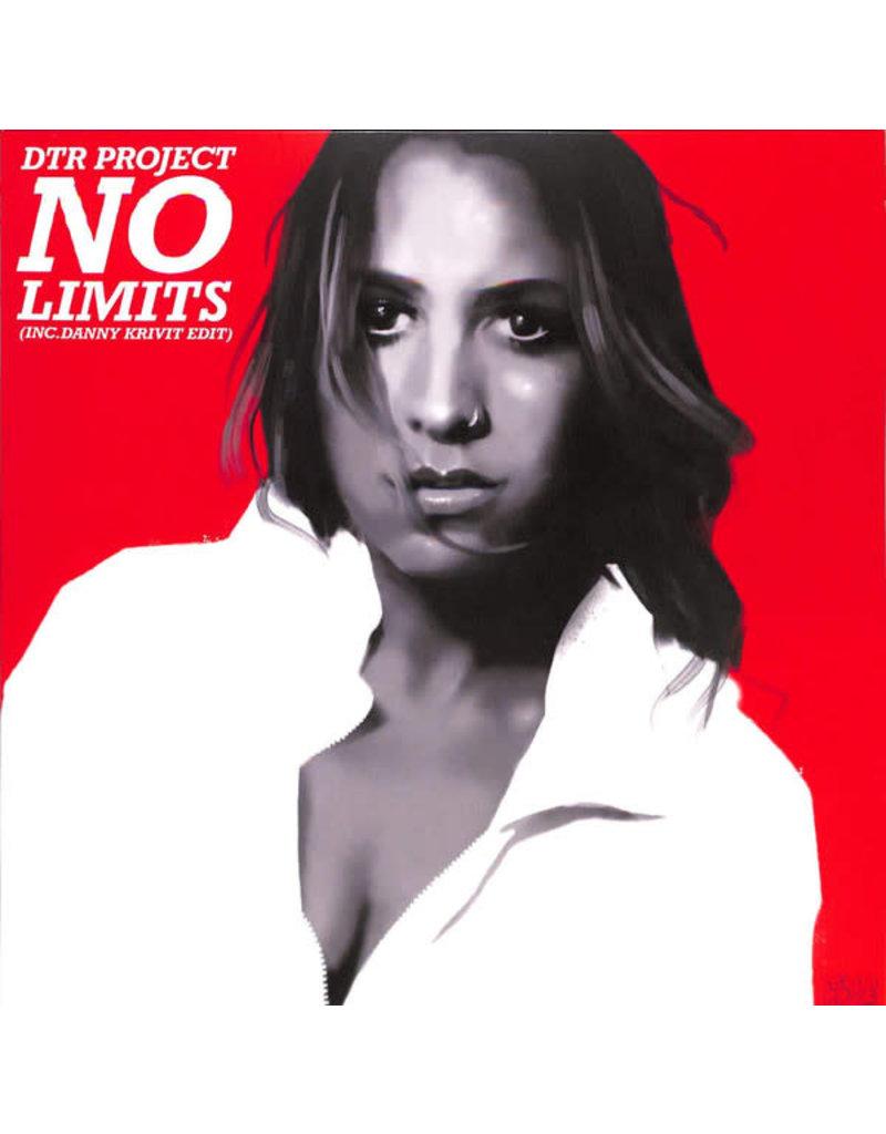 """Danism, Train And DJ Rae Pres. DTR Project - No Limits 12"""" (2021)"""