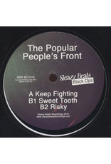 """DC The Popular People's Front - EP 12"""" (2016)"""