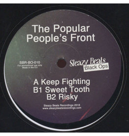 "DC The Popular People's Front - EP 12"" (2016)"