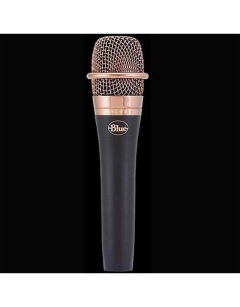 Blue Blue Microphones enCORE 200 Phantom Powered Dynamic Wired Hand Held Live Vocal Microphone