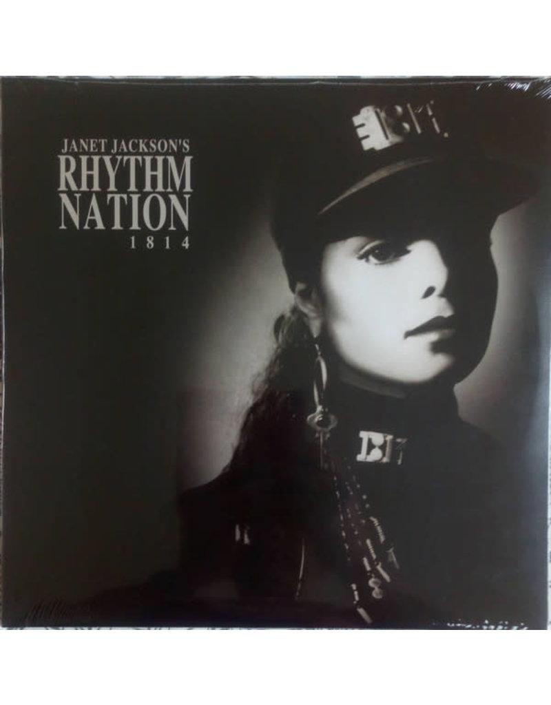 Janet Jackson - Rhythm Nation 1814 2LP