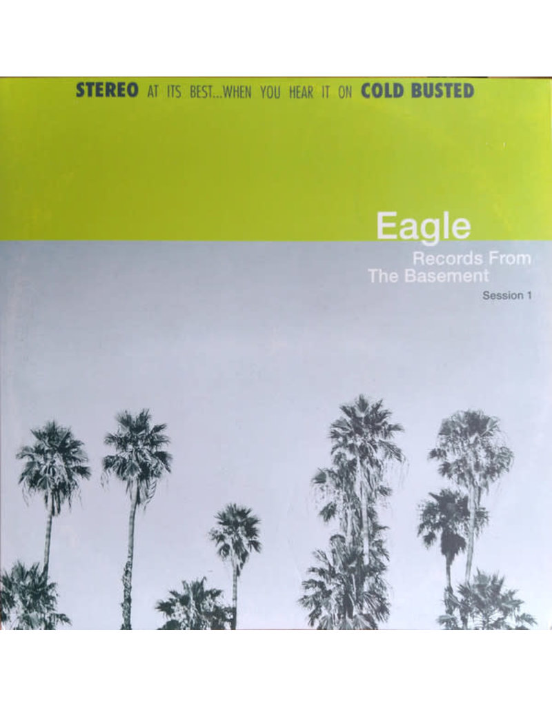 Eagle - Records From The Basement – Session 1 LP (2021), Green