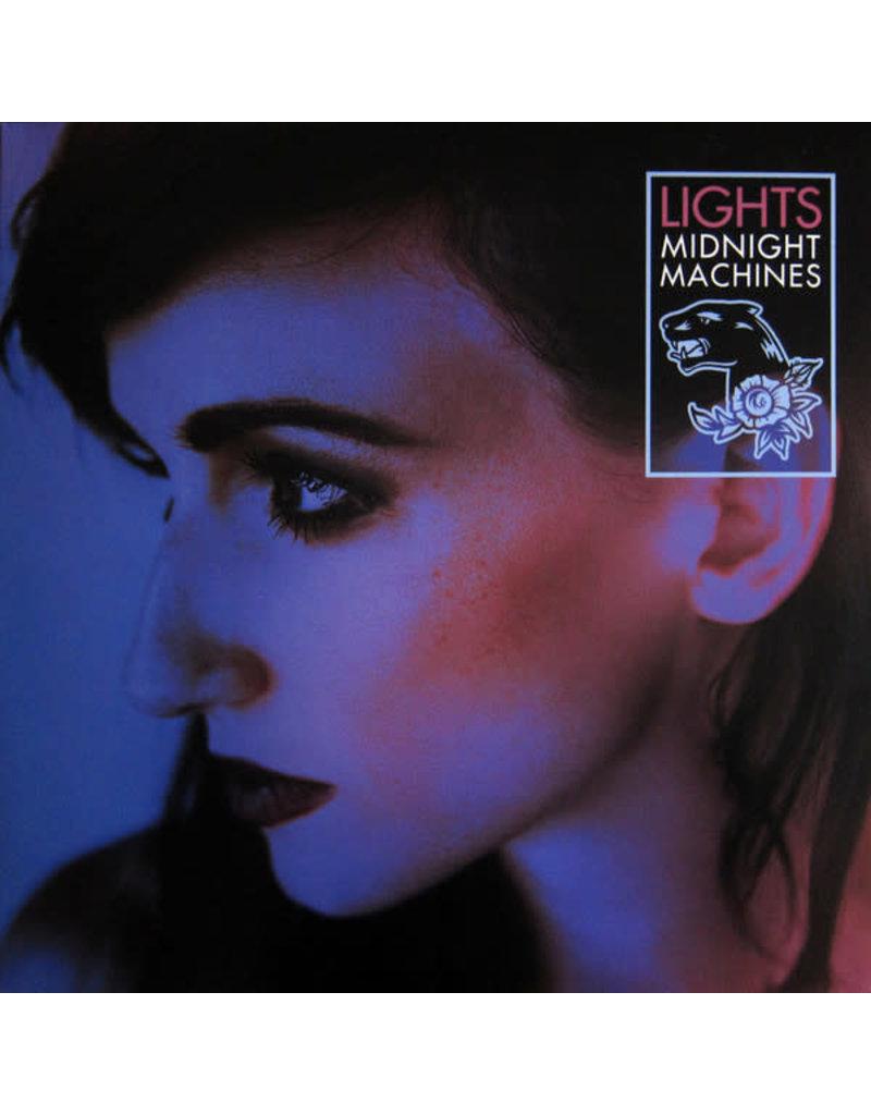RK LIGHTS - Midnight Machines LP (2016), Cloudy Clear Vinyl