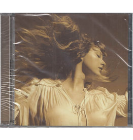 Taylor Swift - Fearless (Taylor's Version) CD (2021)