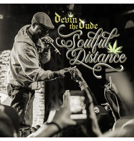 Devin The Dude - Soulful Distance CD (2021)