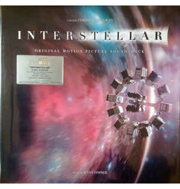 Hans Zimmer - Interstellar OST 2LP (2015 Music On Vinyl)