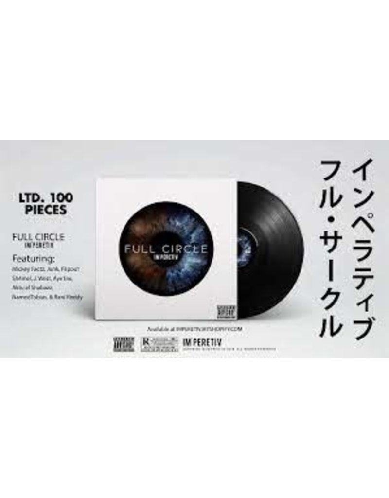 Im'peretiv - Full Circle LP (2020), Limited 100, Numered