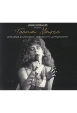 John Morales Presents Teena Marie - Love Songs & Funky Beats - Remixed With Loving Devotion CD (2021)