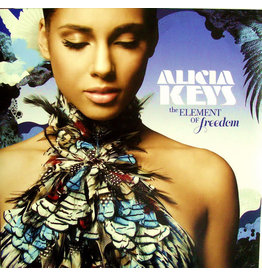 HH Alicia Keys - The Element Of Freedom 2LP, Limited