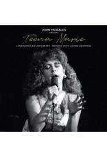 """John Morales Presents Teena Marie – Love Songs & Funky Beats - Remixed With Loving Devotion 3x12"""" (2021 Compilation)"""