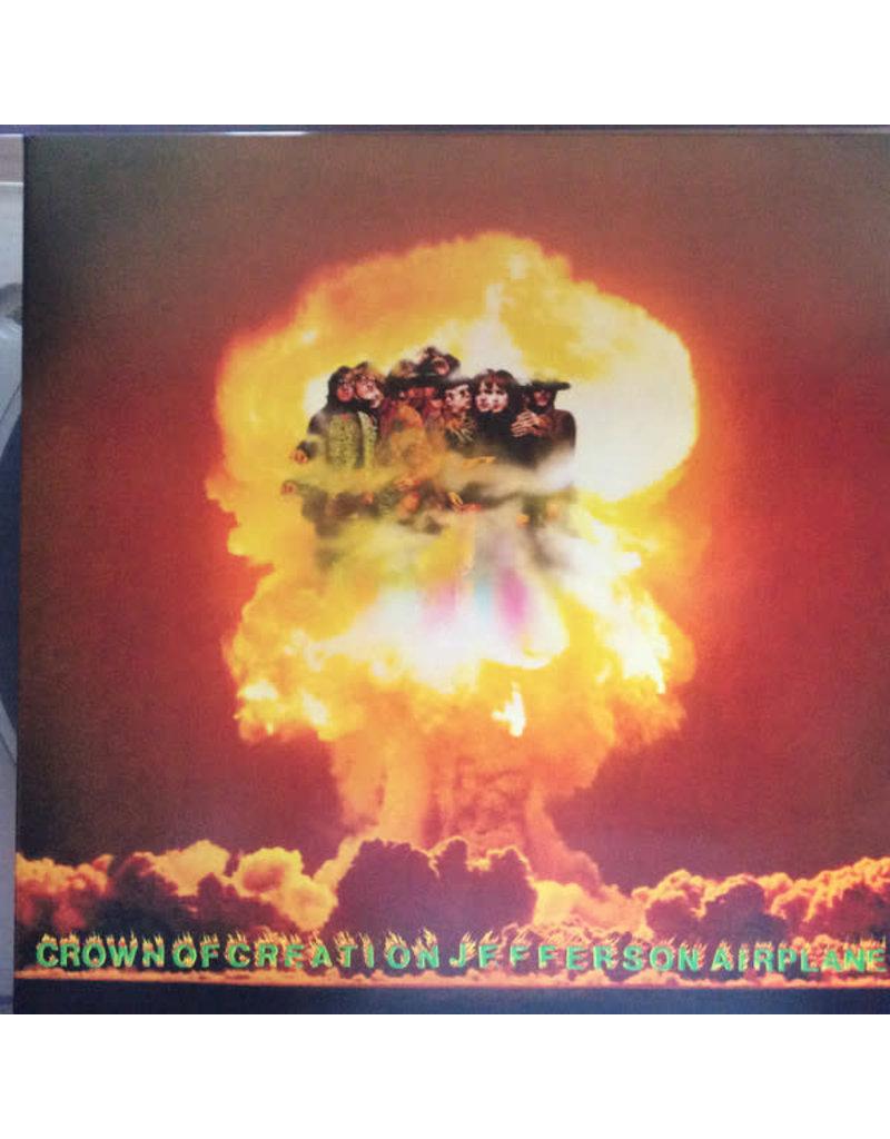 RK Jefferson Airplane - Crown Of Creation LP (2016), Clear Orange, HQ-180