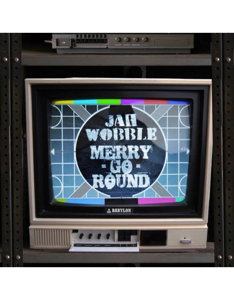 "RK Jah Wobble - Merry Go Round 10"" (2015), Limited 500"