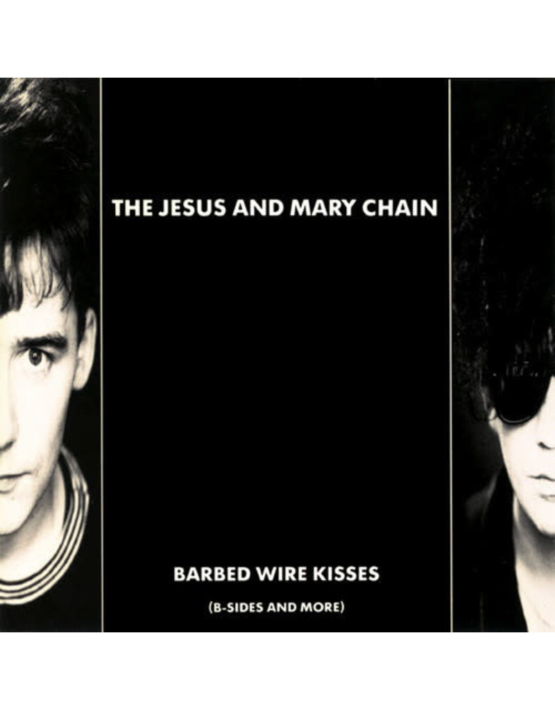 RK The Jesus And Mary Chain - Barbed Wire Kisses (B-Sides And More) 2LP (2015 Compilation), Blood Red Vinyl