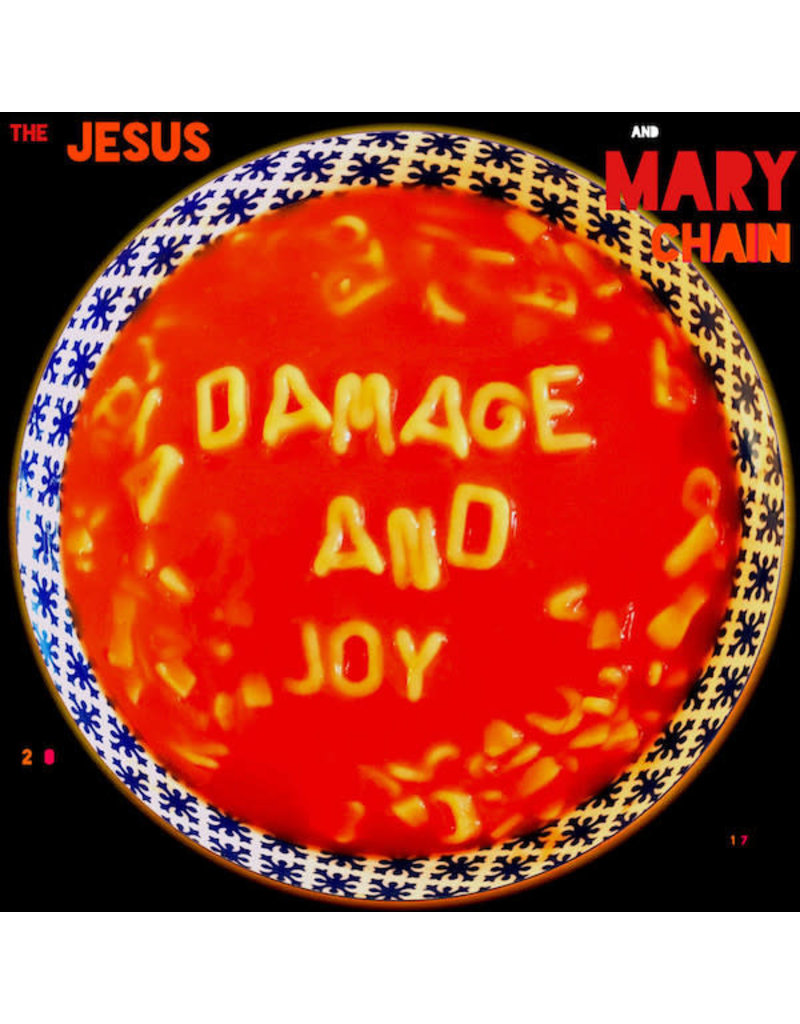 RK The Jesus And Mary Chain - Damage And Joy LP (2017)